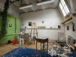 02.08.2008 / 19:18   Atelier Ursula Hübner, Wien, Foto auf Alu-Dibond, 240 x 180 cm