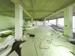 10.11.2008 / 14:06   Atelier Robert Jelinek, Projekt von Nik Hummer, Leo Schatzl und Paul Wenninger, Wien, Foto auf Alu-Dibond, 240 x 180 cm
